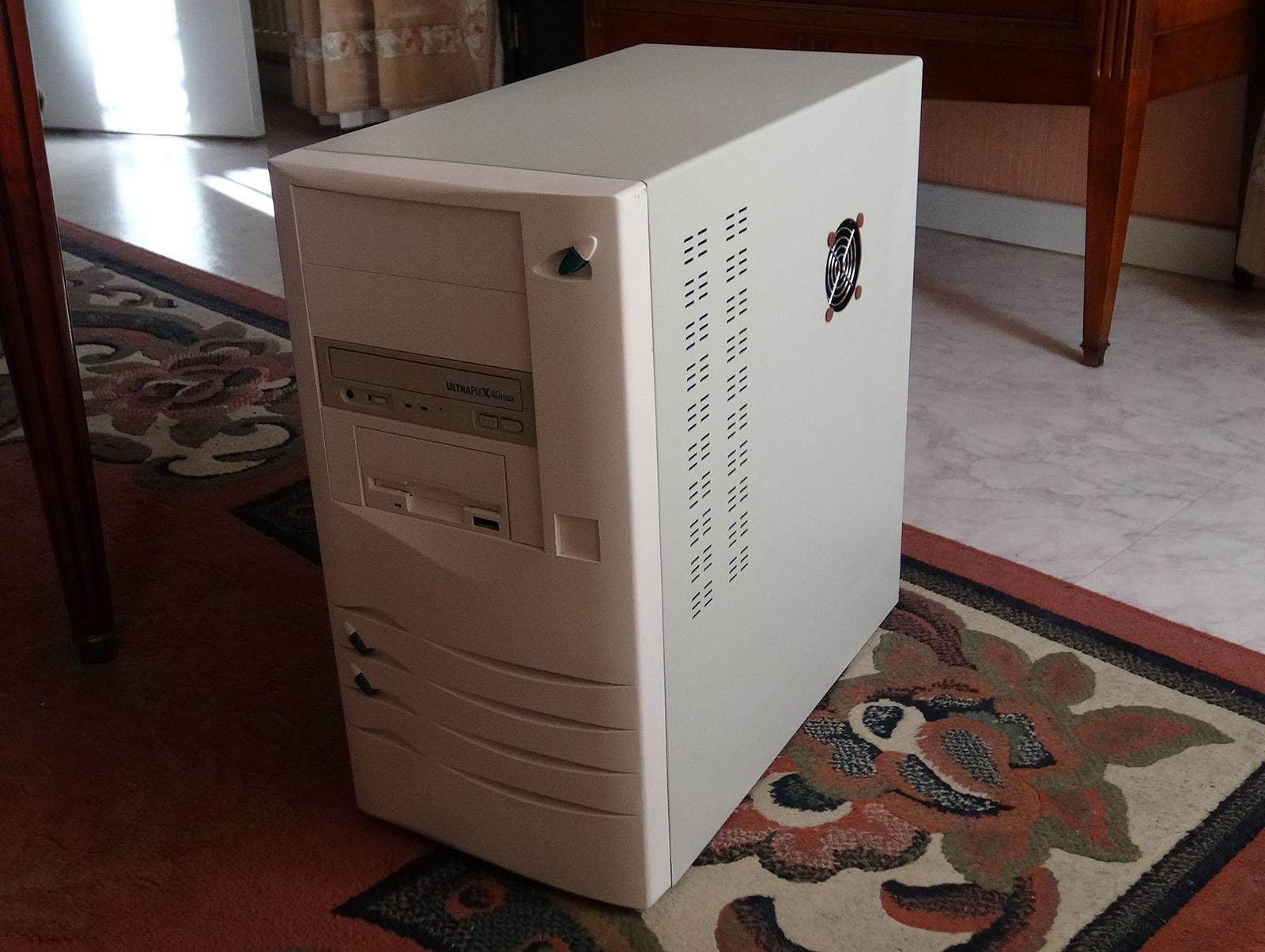 Tour Elbox Mirage pour Amiga 1200.
