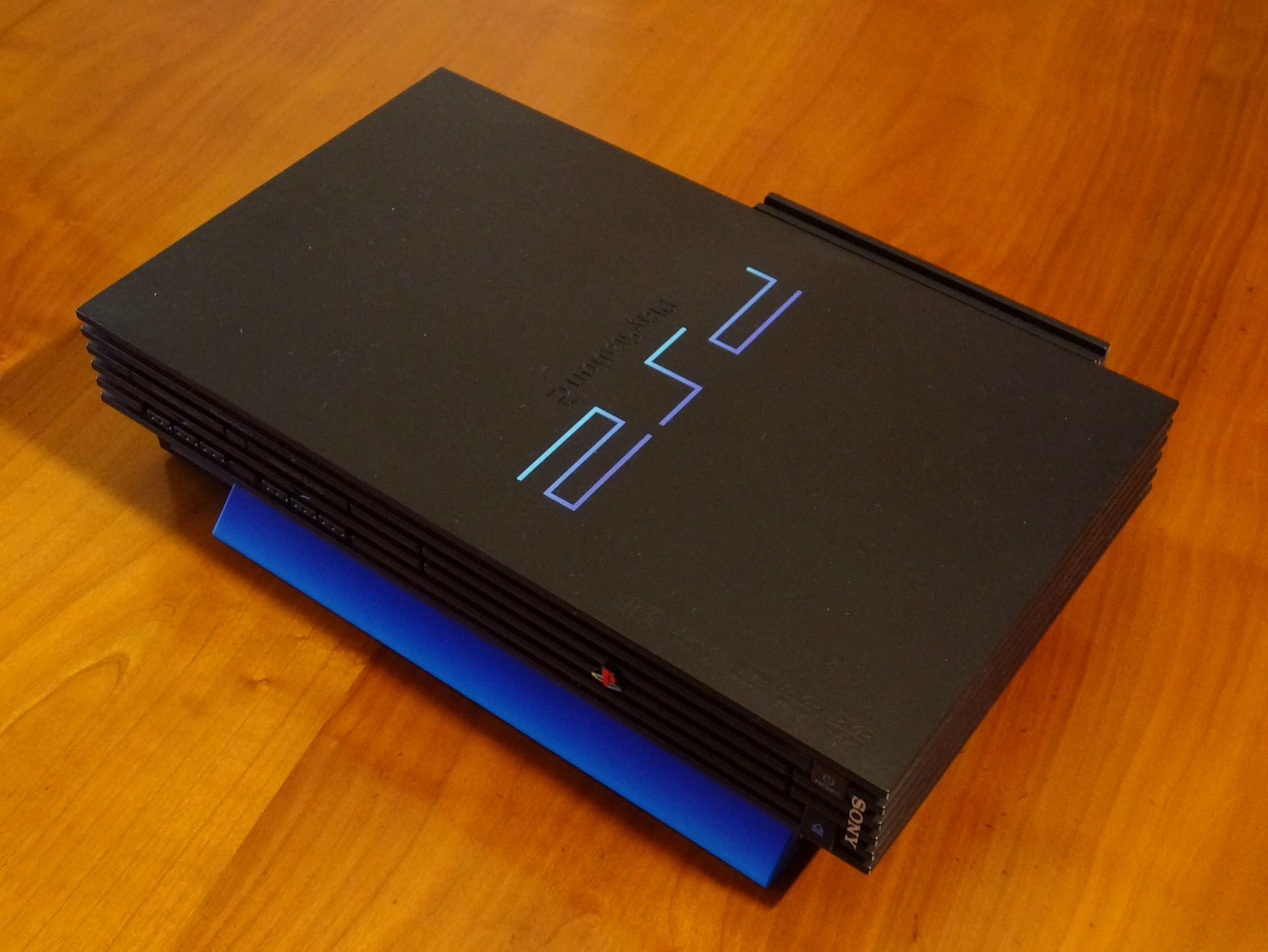 Console Playstation 2.
