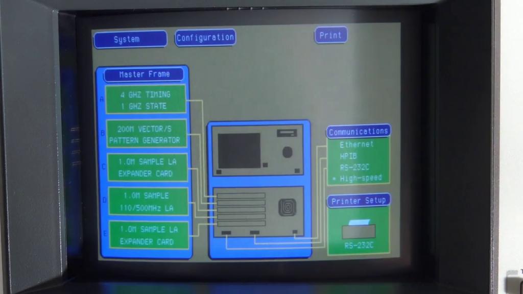 Succès du remplacement du disque dur par une carte CF